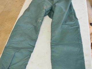 Protective lined Chainsaw Pants
