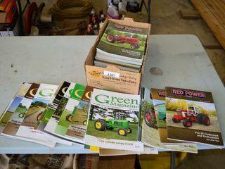 Assorted Tractor Magazines