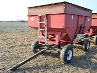 J M 250 Gravity Wagon