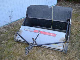 Ohio Steel 50  lawn Sweeper