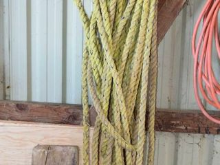 length of 3 4  Rope