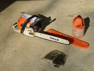 Stihl MS441 Gas Chainsaw