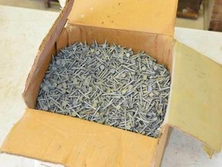 Box of 1 1 4  Gal  Roofing Nails
