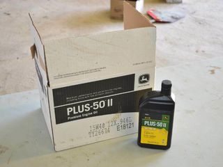 Case of  12  1l 15W 40 Engine Oil