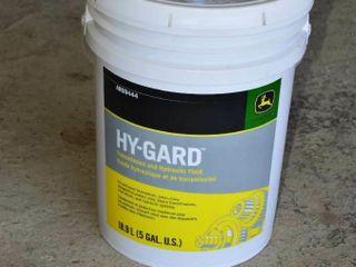 JD Hy Gard Transmission   Hydraulic Fluid