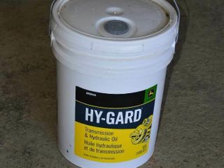 JD Hy Gard Transmission   Hydraulic Oil
