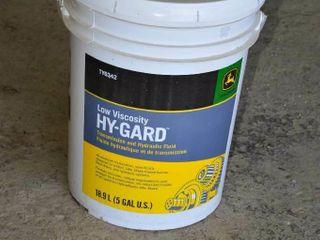 JD Hy Gard low Viscosity Transmission   Hyd  Fluid