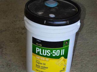 JD Plus 50II 15W 40 Engine Oil