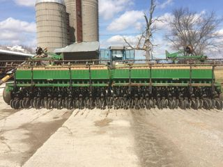 Consignment  Great Plains Folding No Till Drill