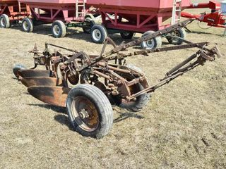 3 Furrow Drag Plow