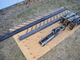 levelling Bar Attachment with 4 Brackets