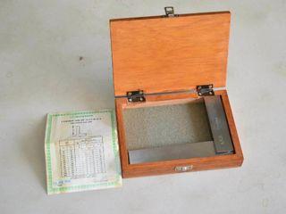 Mitutoyo Precision Square  4  x 6