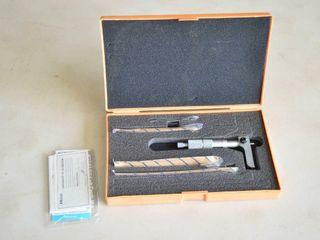 Mitutoyo Depth Micrometer