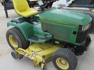Equipment Consignment Auction
