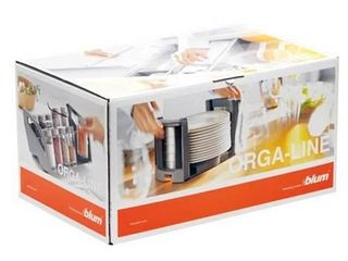 BlUM ORGA lINE Kitchen Accessory Set  ZOU 30U1I