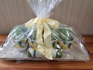 Gift Basket From the Gallery at Harbour Bay Clothi