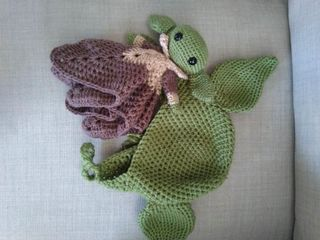 Baby Yoda  Grogu  Crochet Hat and lovely Blanket