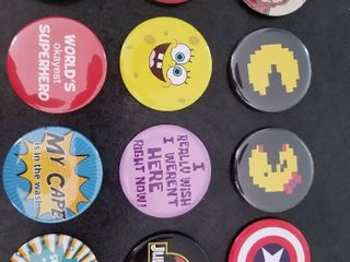 Assortment of Buttons for Children  2 25