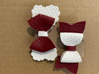 Four Sets of Hair Bows