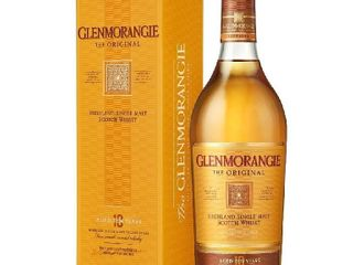 Glenmorangie Scotch Whiskey