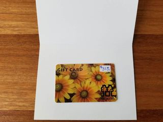 315 Gift Card for DeGroot s Nurseries