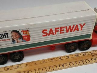 Ertl, Matchbox, Nylint, Jada, New York Central railroad and others toy auction