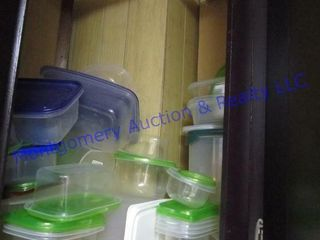 ITEMS IN CUPBOARDS  2