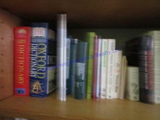 DICTIONARY AND OTHER BOOKS