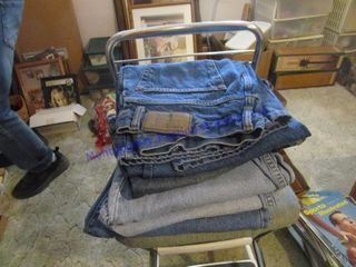 BlUE JEANS  SOME lIKE NEW