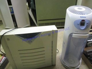 AIR ClEANER AND HUMIDIFIER