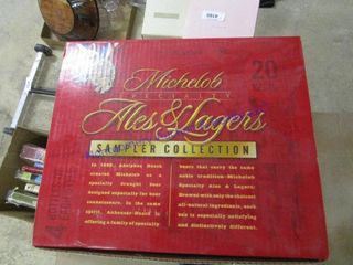 MICHElOB SAMPlER COllECTION