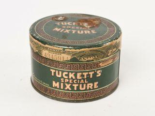 TUCKETT S SPECIAl MIXTURE ONE EIGHTH POUND TIN