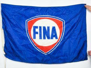 FINA NYlON FlAG