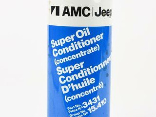 AMC  JEEP SUPER OIl CONDITIONER PUll TOP CAN  FUll