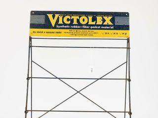VINTAGE VICTOlEX RUBBER GASKET STAND