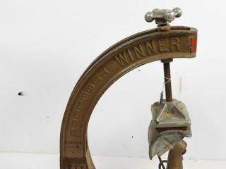 VINTAGE WINNER CAST TUBElESS TIRE PRESS