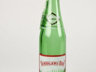 TEMAGAMI DRY GINGERAlE GREEN GlASS 300 Ml BOTTlE