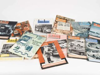 lOT 22 1944 48 GM PRODUCTS REVIEW SERVICE NEWS