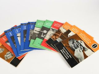 GROUPING OF 12 FORD OF CANADA 1950 S HANDBOOKS