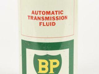 BP TRANSMISSION FlUID QUART CAN  FUll