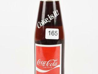 1983 COKE KENTUCKY DERBY RUN FOR THE ROSES BOTTlE