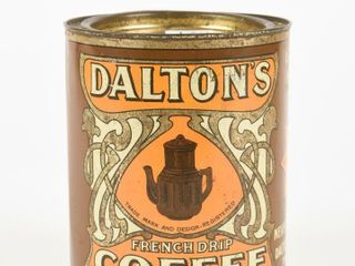 DAlTON S FRENCH DRIP COFFEE 16 OZS  CAN