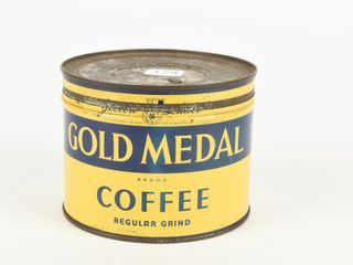GOlD MEDAl COFFEE REGUlAR GRIND POUND CAN