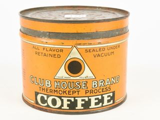 ClUB HOUSE THERMOKEPT PROCESS 1 lB  CAN
