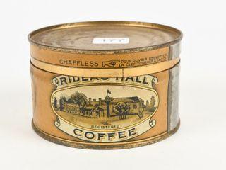 RIDEAU HAll COFFEE 7 1 2 OZS  CAN