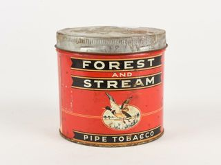 FOREST   STREAM PIPE TOBACCO ONE POUND CAN