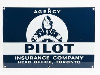 PIlOT INSURANCE AGENCY SSP SIGN   NOS