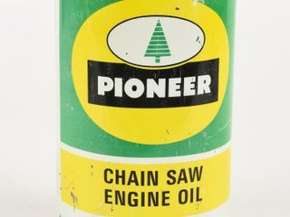 PIONEER CHAIN SAW ENGINE OIl IMPERIAl QUART CAN