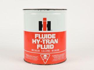 I H HY TRAN FlUID ONE GAllON CAN   BIlINGUAl