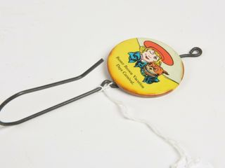 BUSTER BROWN VACATION DAYS CARNIVAl RECEIPT HOOK